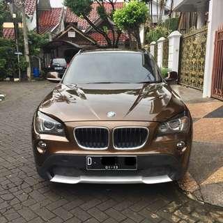 BMW X1 2011/12