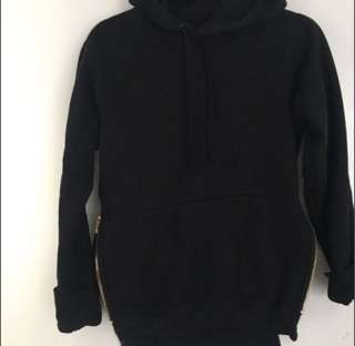 Get fresh co black hoodie