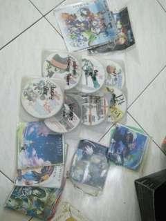 Anime cds