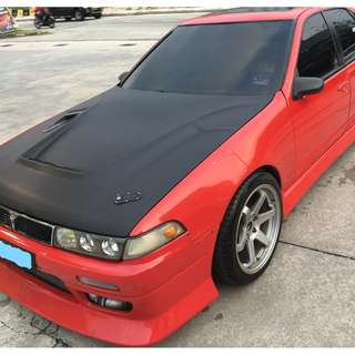 Nissan Cefiro A31 with Toyota 2JZ 3.0cc Engine Endorsed 2.5cc in excellent condition