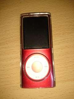 🚚 Ipod 8gb 紅色 電池無法蓄電