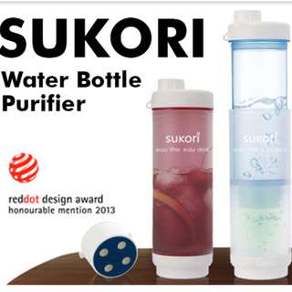 Sukori Water Bottle Purifier
