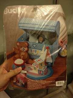 自製 玩具盒