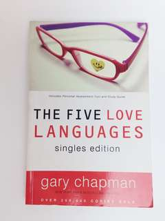 The Five Love Languages (Singles Edition)