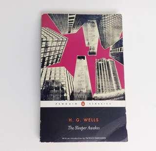The Sleeper Awakens by HG Wells