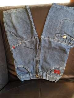 Richi boy jeans shorts