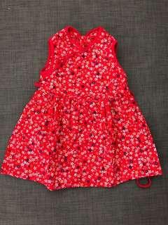 New Baby Girl Cheongsam Dress