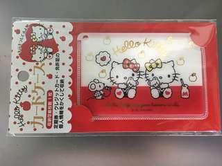 購自日本,Hello kitty 八達通卡套