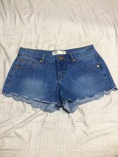 Cotton On Scallop Short