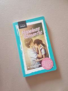 Hopeless Romantic Book 1 (POP FICTION) RARE!!!
