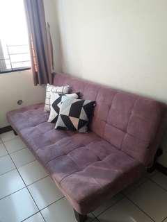 Sofa bed (Free Ongkir**)