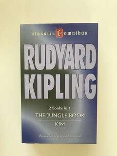 Rudyard Kipling The Jungle Book and Kim