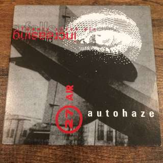 Autohaze - acceleration cd