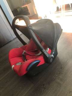 Car seat maxicossi