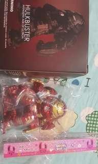 Iron man figurines