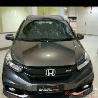 Hot deal honda mobilio RS