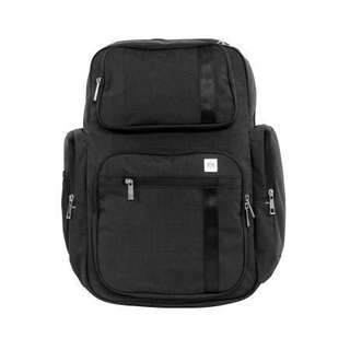 Jujube XY Collection Vector Diaper Backpack in Carbon
