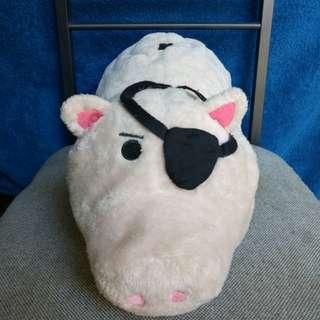 Pig Pirate Stuffed Animal