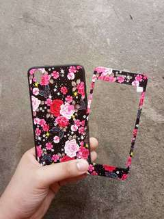 OPPO A37 - 2 IN 1 (CASE+TEMPERED GLASS)