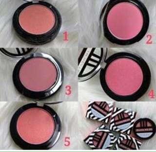 Mizzu blush on all colour