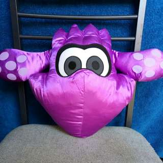 Purple Alien Stuffed Toy