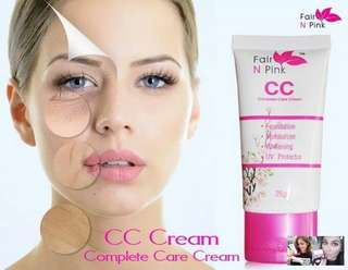 Bb cream fair n pink