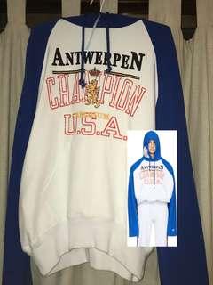 Vetements Champion hoodie
