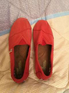 Preloved original Toms shoes