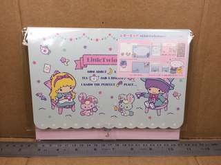Sanrio Little Twin Stars 信紙套裝 922749