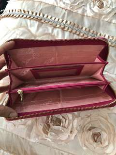 Original Carlo Rino Purse pink