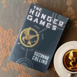 Brand New - The Hunger Games By Suzanne Collins