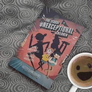 Brand New - The League of Unexceptional Children By Gitty Daneshvari