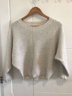 Zara knit chunky sweater