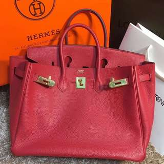 BEST SELLING Hermès Birkin 25 (Colors Available)