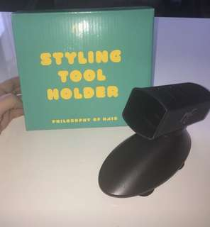 Styling tool holder