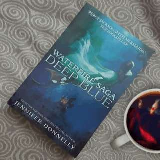 Brand New - Waterfire Saga, Book One Deep Blue By Jennifer Donnelly