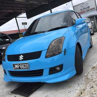 Suzuki swift 1.5a (full spe) 2010