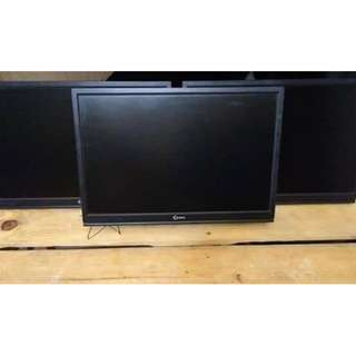 Qube Monitor 19inches