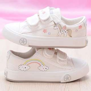 Unicorn Velcro Strap Shoes for Kids