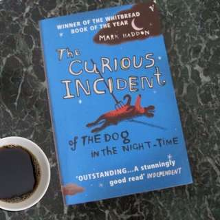 Brand New - The Curious Incident of the Dog in the Night-time By Mark Haddon