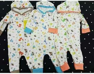 3in1 sleepsuit jumper motif my deer by Velvet junior
