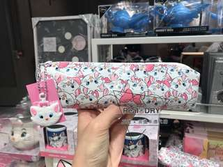 Disney 瑪莉猫 筆袋