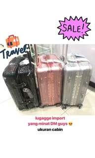 Luggo Luggage aka rimowa