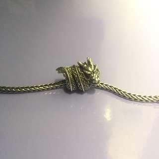 Beads charm 純銀 珠 龍 其他設計師