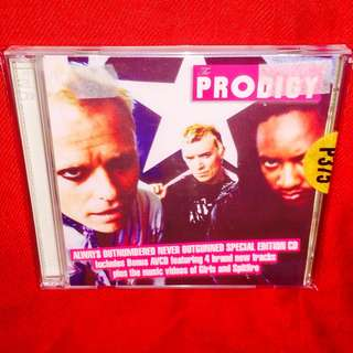 Prodigy	-	Always Outnumbered Never Outgunned (Special Ed. CD+AVCD)