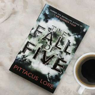 Brand New - The Fall of Five By Pittacus Lore
