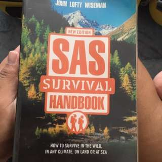 SAS Survival Guide – John Lofty Wiseman