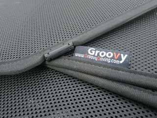 Groovy Custom Fit Sunshades for Honda City 2014 - Present