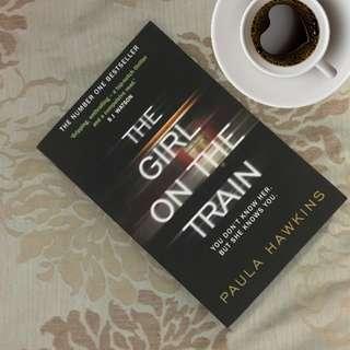Brand New - The Girl on the Train By Paula Hawkins