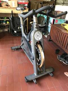 Stationary cycle bike
